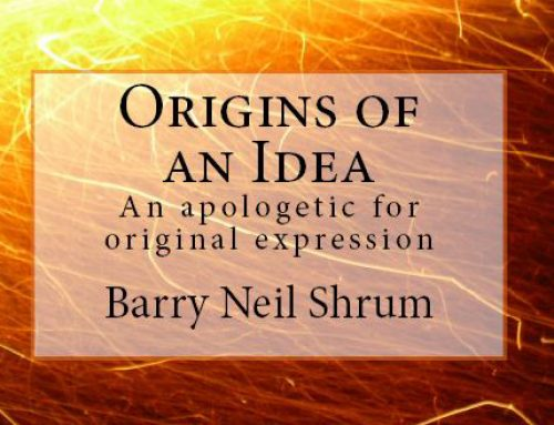 Author of Law on the Row blog, Barry Shrum, publishes new book.