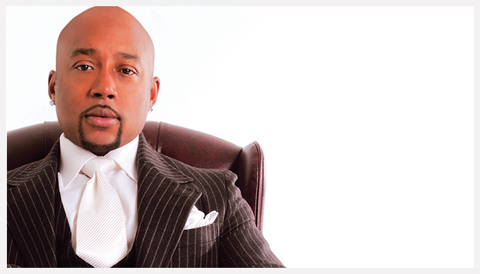 Daymond John's entertainment lawyer