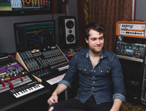 Sammy Mitchell signs with Razor & Tie Music Publishing