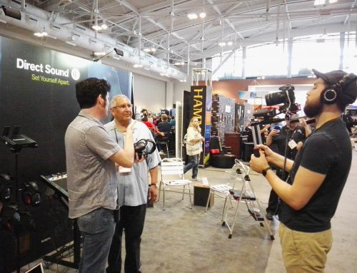 Direct Sound has success at NAMM in the Music City Center