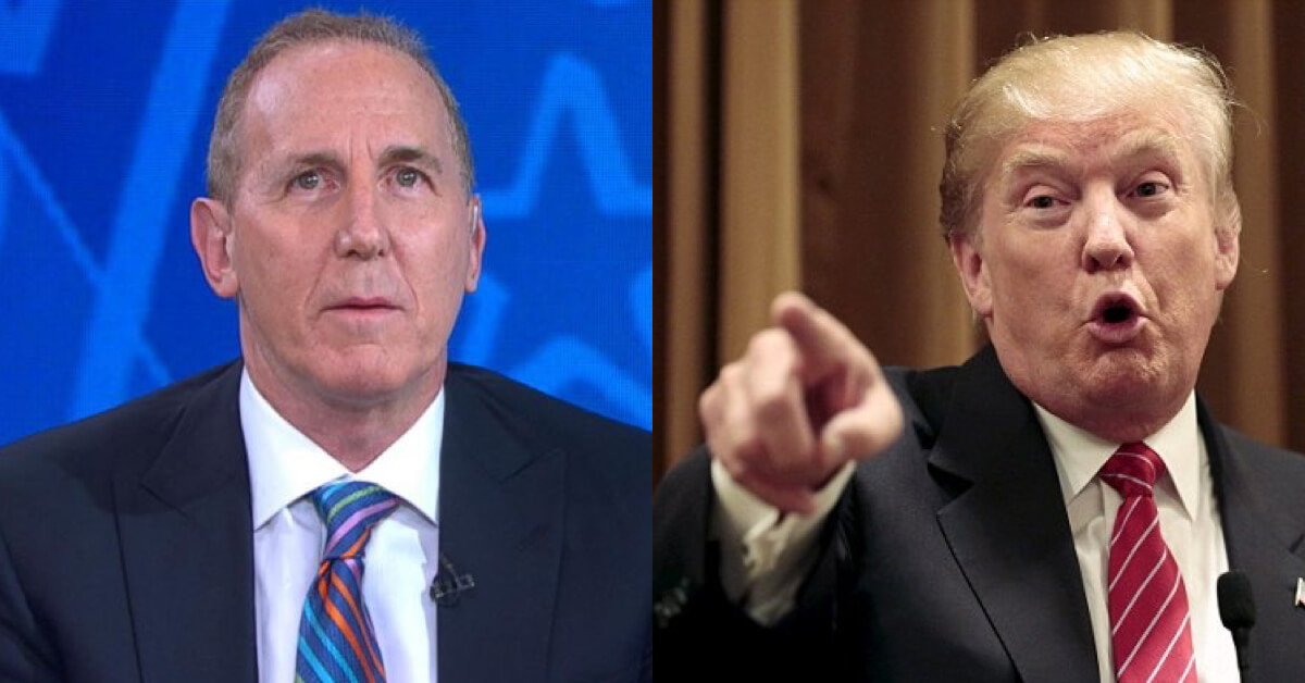 Image result for tony schwartz & Donald Trump